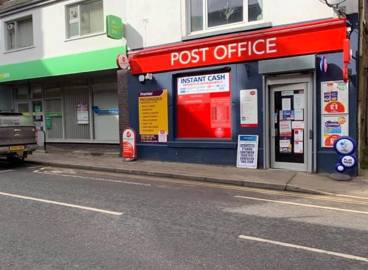Blairgowrie Post Office and Pricecracker